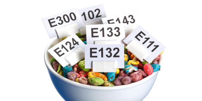 Resultado de imagen de aditivos alimentarios