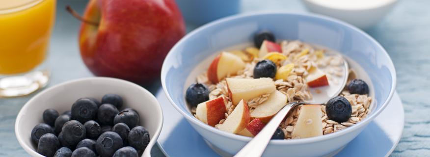 imagen desayuno saludable
